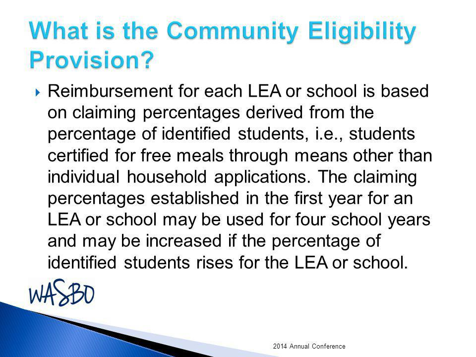What is the Community Eligibility Provision