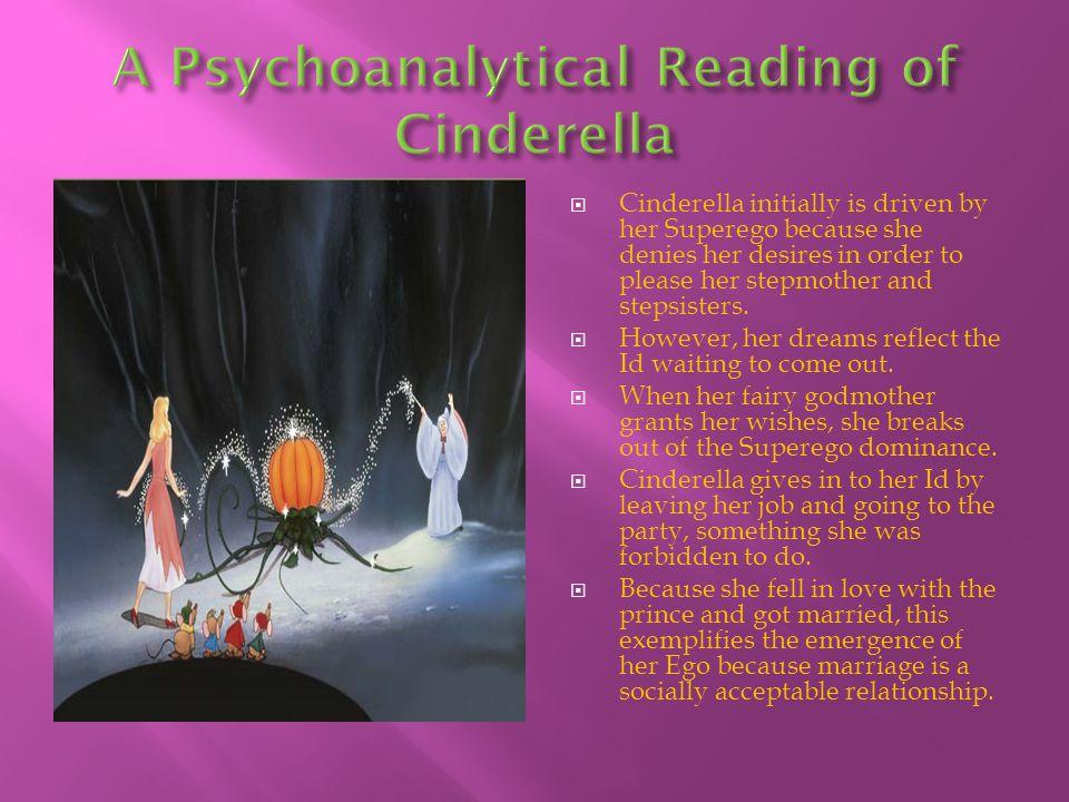 A Psychoanalytical Reading of Cinderella
