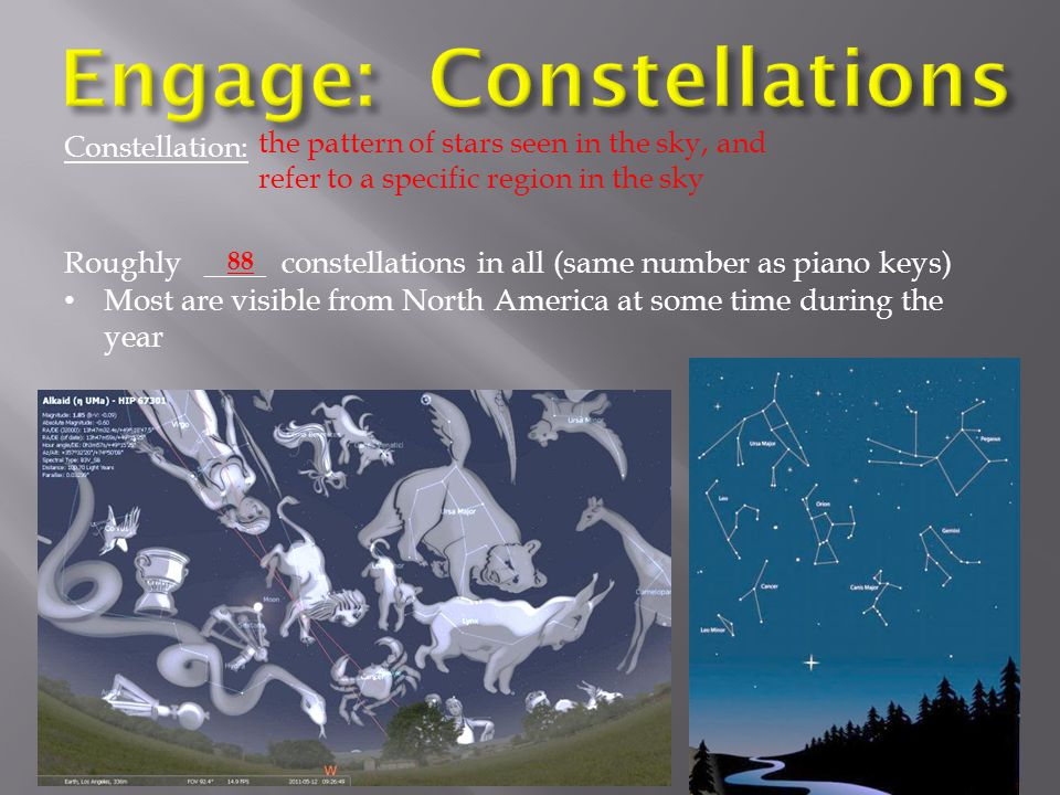 Engage: Constellations