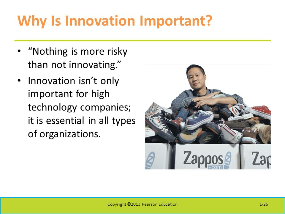 Why Is Innovation Important