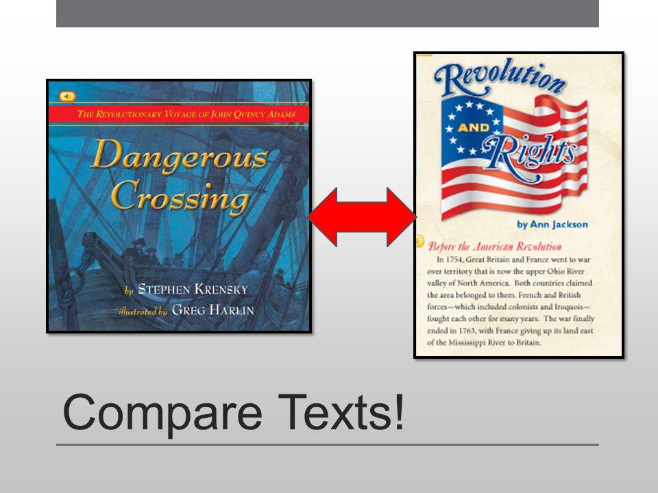 Compare Texts!