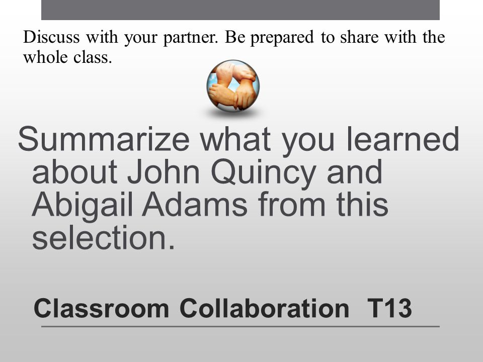 Classroom Collaboration T13