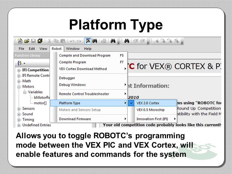 Platform Type