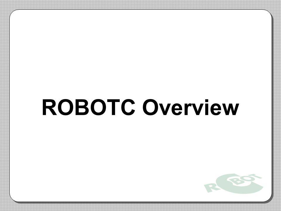 ROBOTC Overview