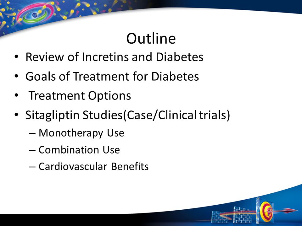 Outline Review of Incretins and Diabetes