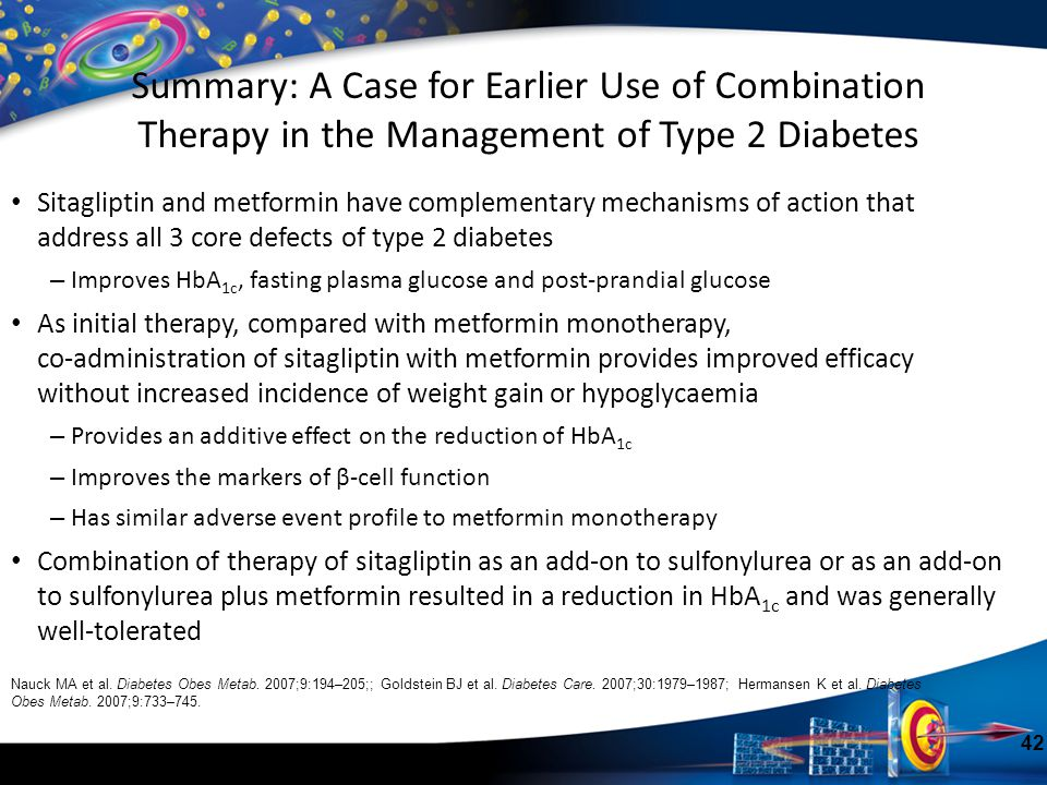 Summary: A Case for Earlier Use of Combination Therapy in the Management of Type 2 Diabetes