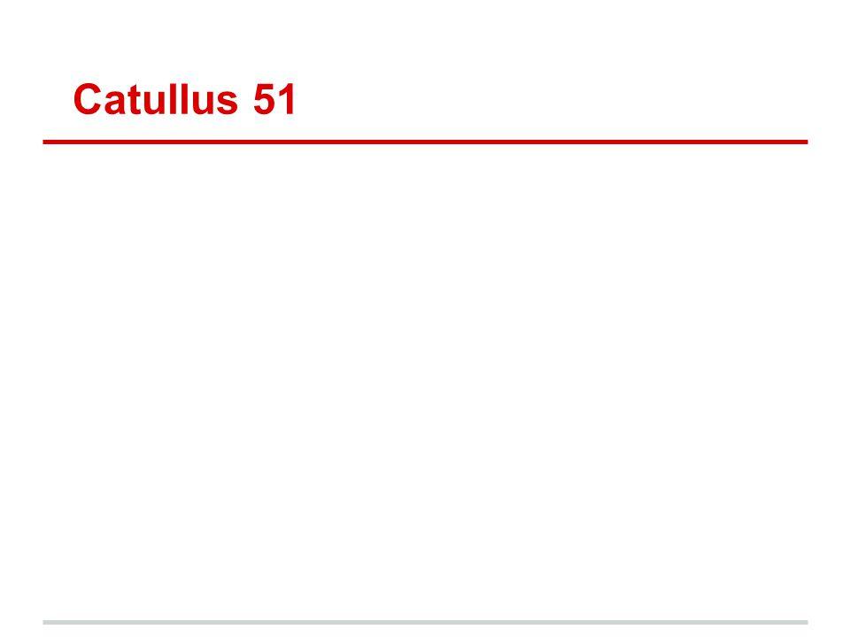 Catullus 51