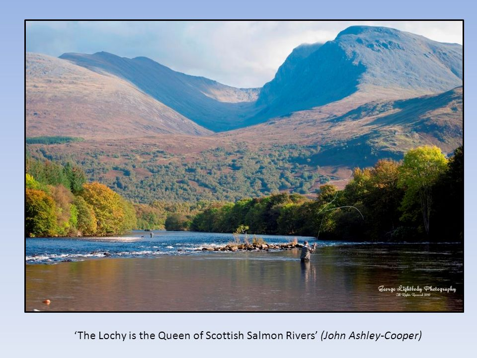 LOCHY IS LARGEST IN REGION ENTIRELY BIASED