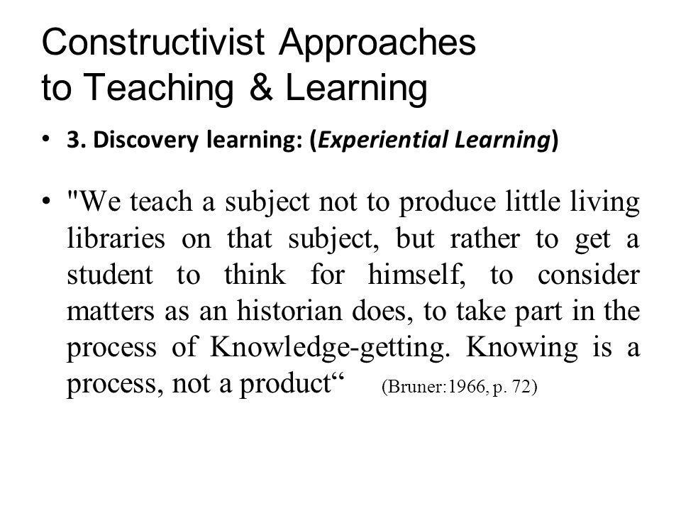 Constructivist Approach to Grammer Teaching