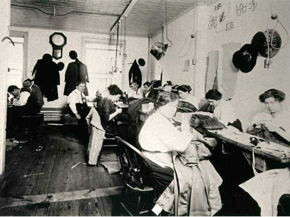 The Triangle Shirtwaist Company Fire – 1911