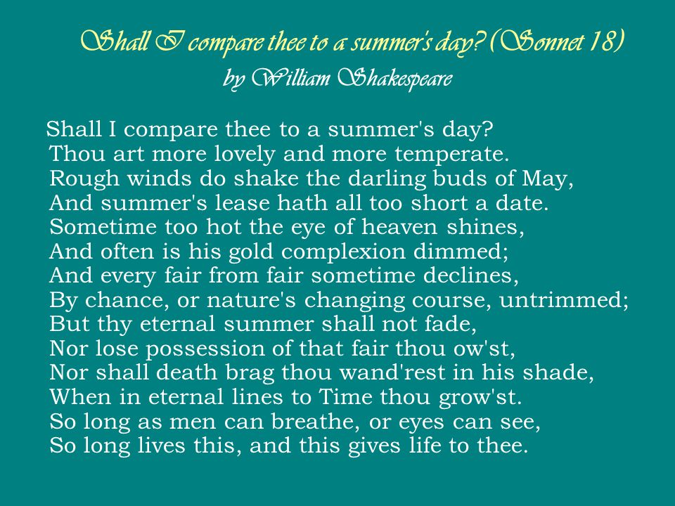 by William Shakespeare