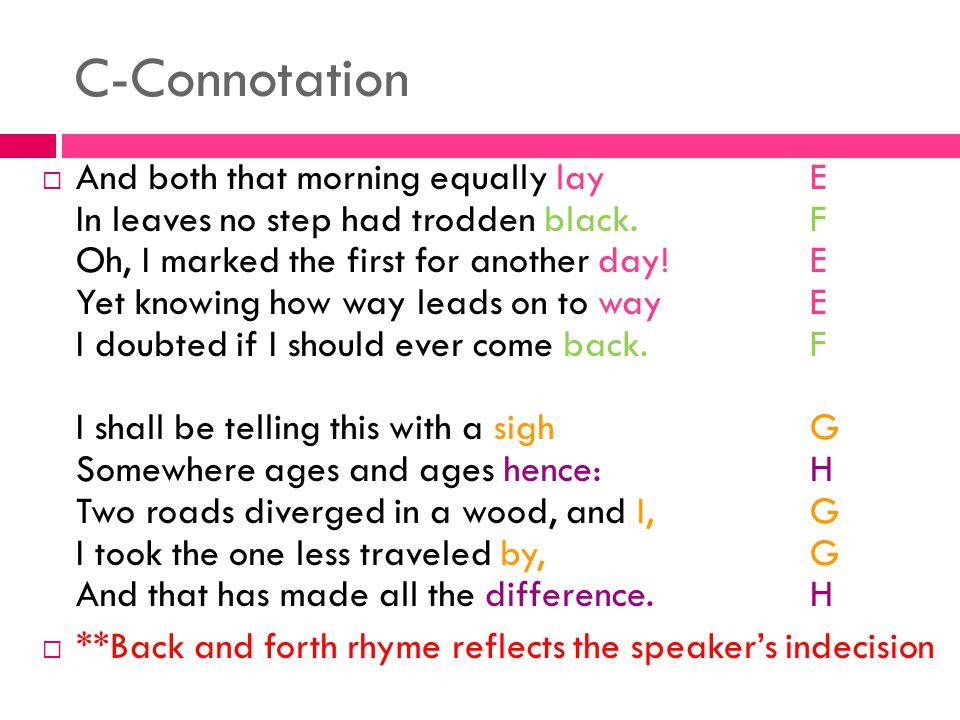 C-Connotation