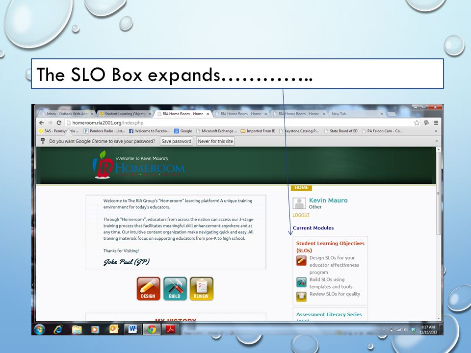 The SLO Box expands…………..