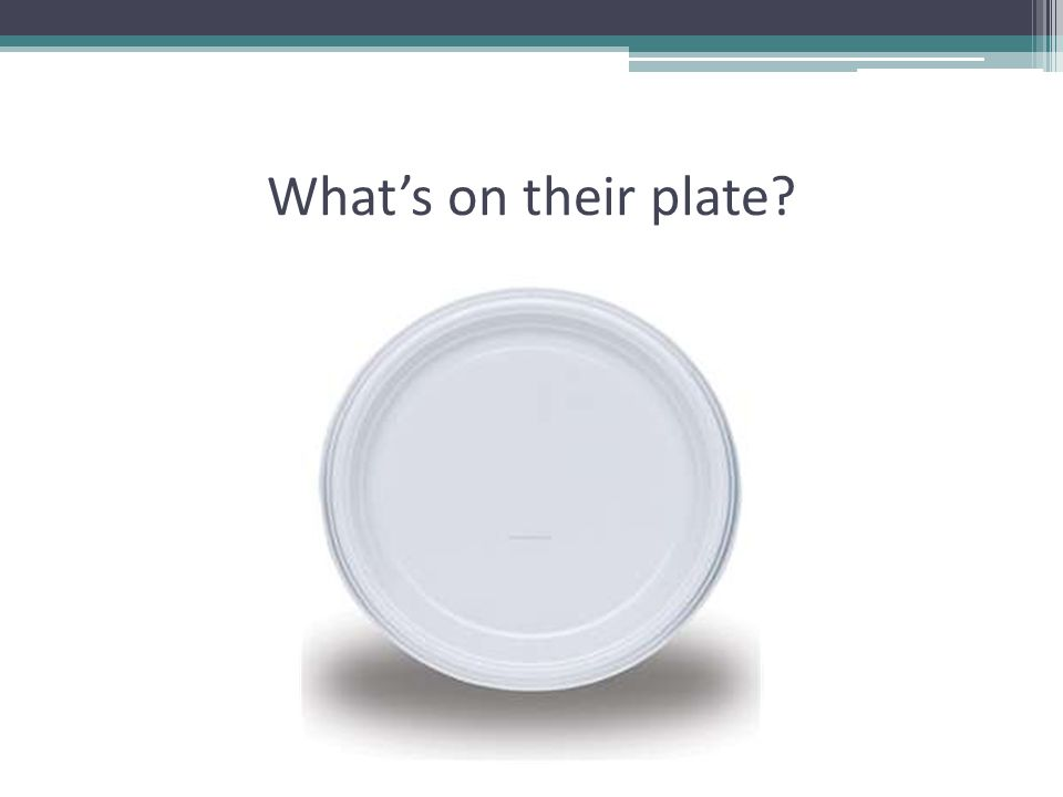 What's on their plate The directions for this activity are as follows: