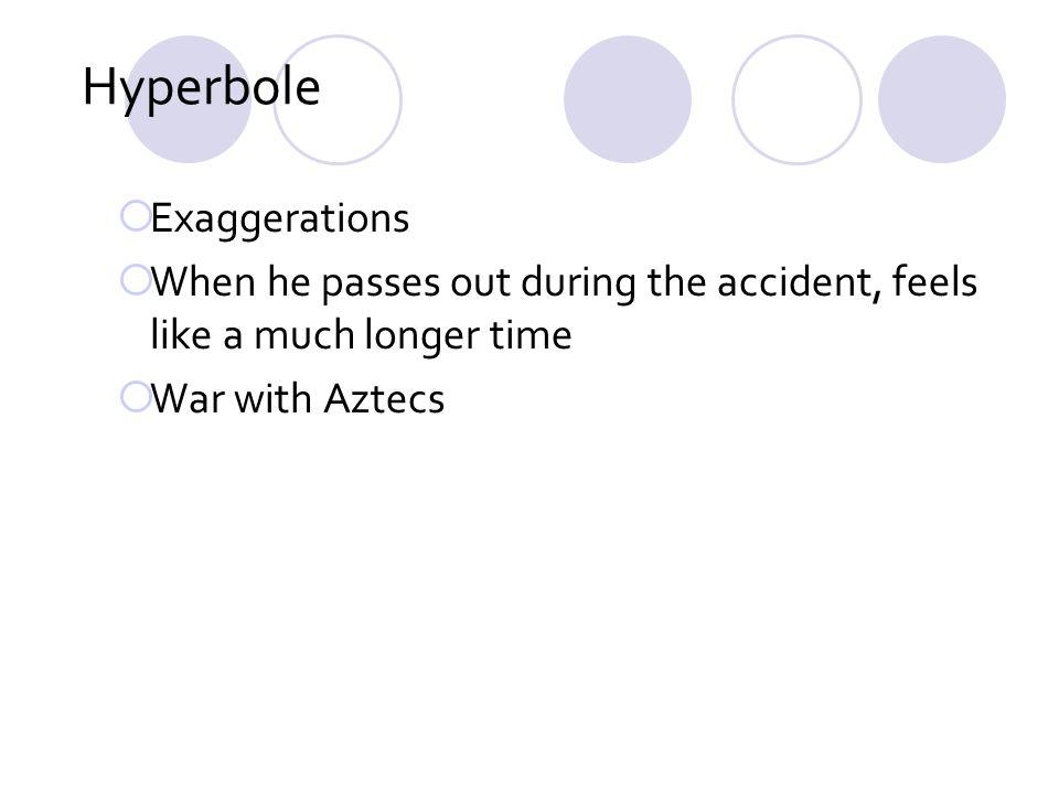 Hyperbole Exaggerations