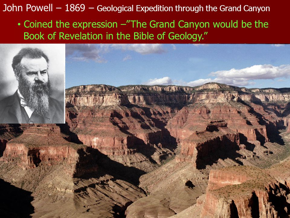 Let's take a field trip and decipher Earth history.