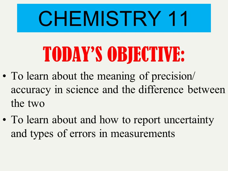 chem accuracy and precision and significant Significant figures refers to the number of important single digits that you're not over-representing the amount of precision that you if you had to guess-- or not guess if there wasn't any more information, you would say that there's just two significant figures or significant digits.