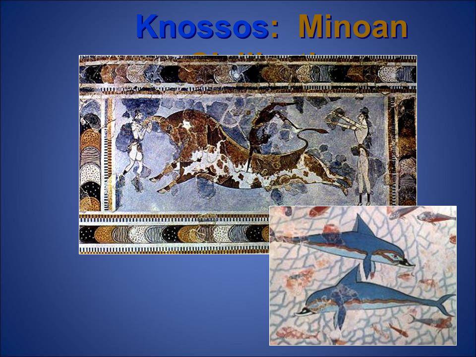 Knossos: Minoan Civilization