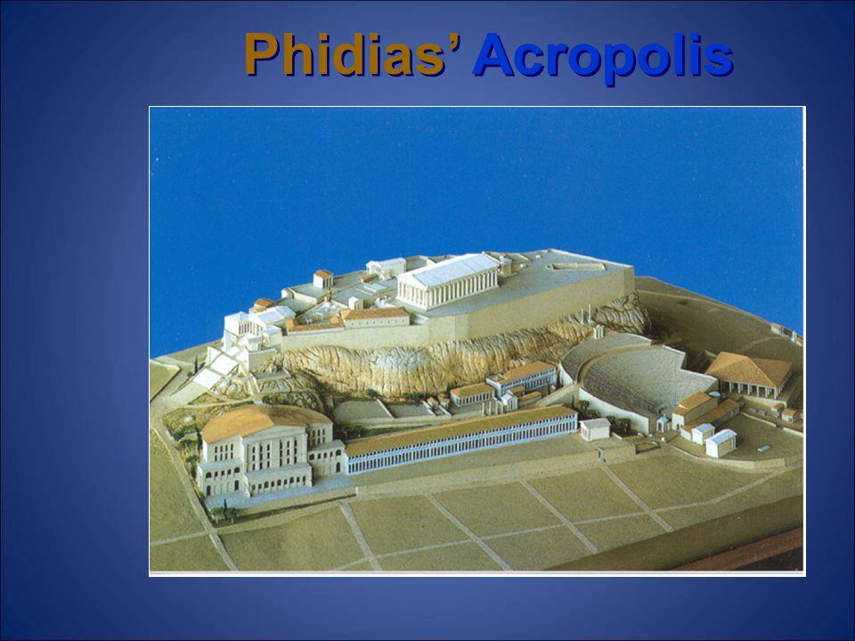 Phidias' Acropolis