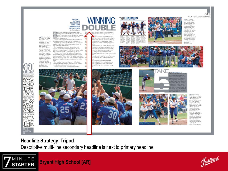 Headline Strategy: Tripod