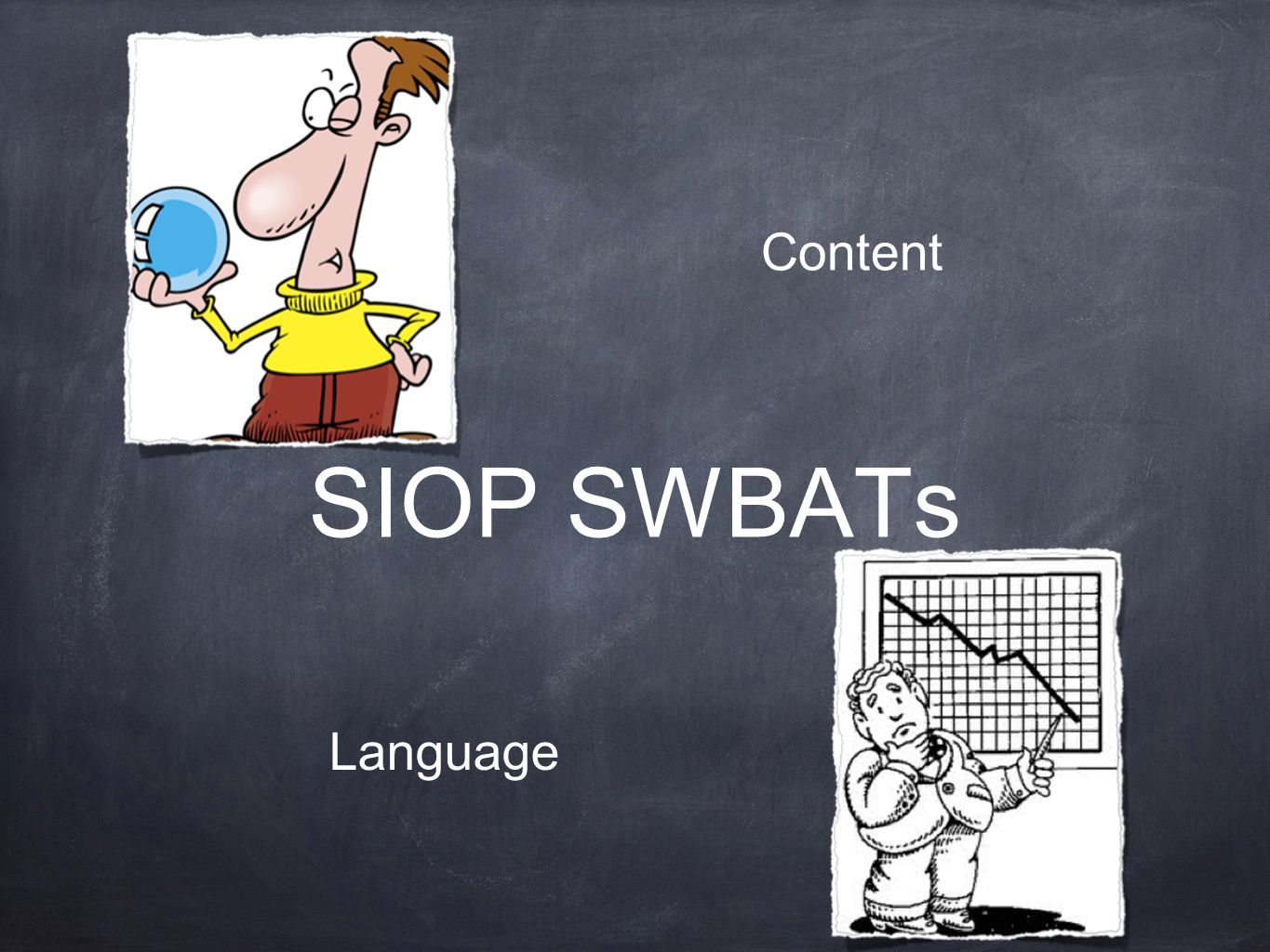 Content SIOP SWBATs Language