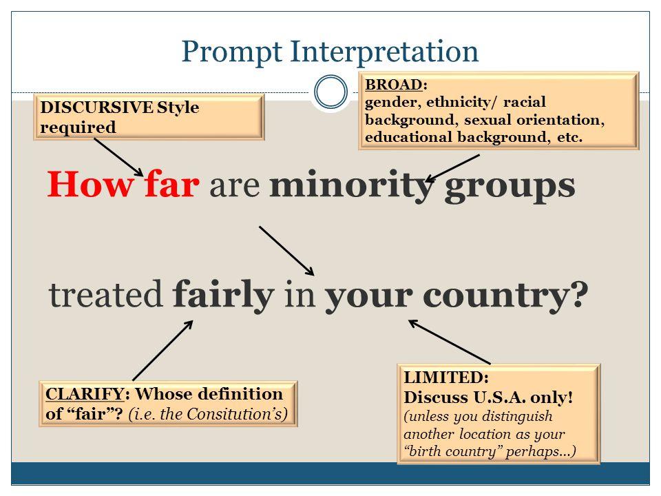 Prompt Interpretation