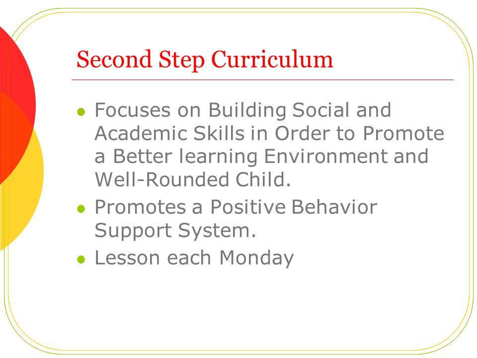 Second Step Curriculum