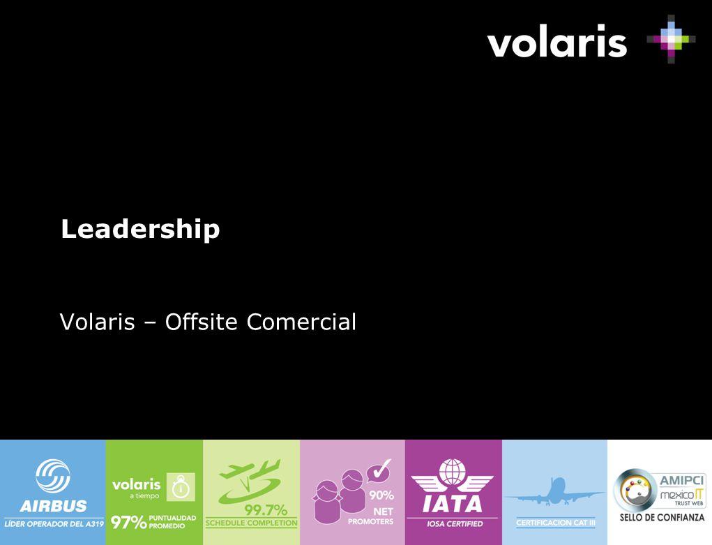 Volaris – Offsite Comercial