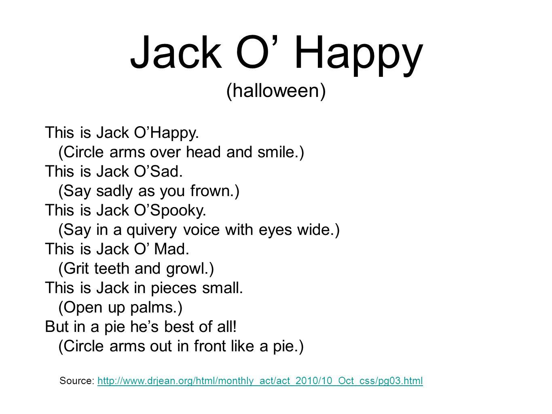 Jack O' Happy (halloween)