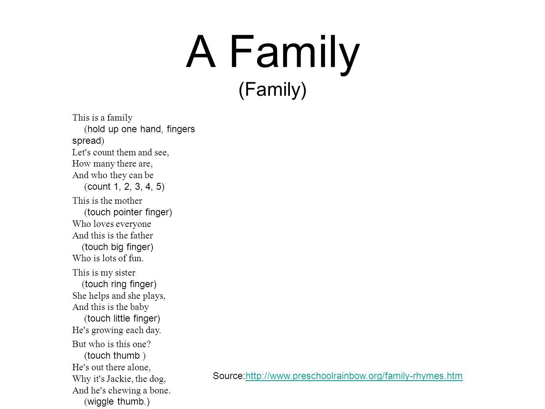 A Family (Family)