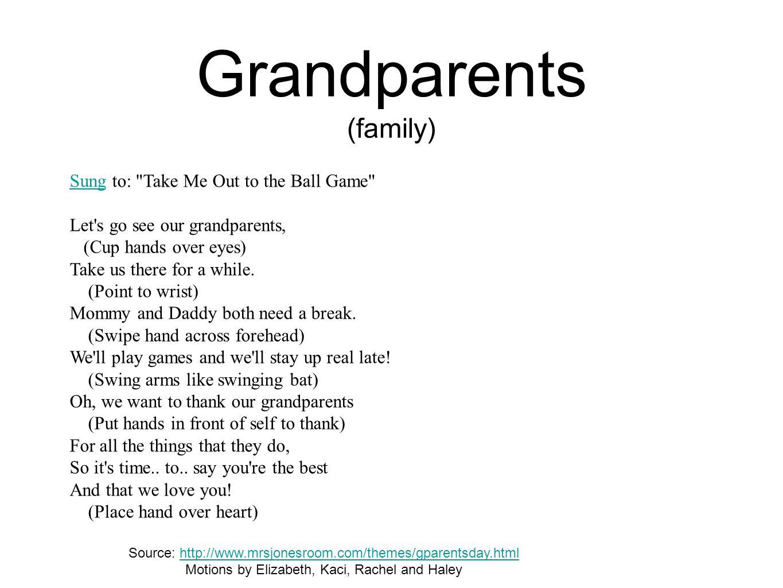 Grandparents (family)