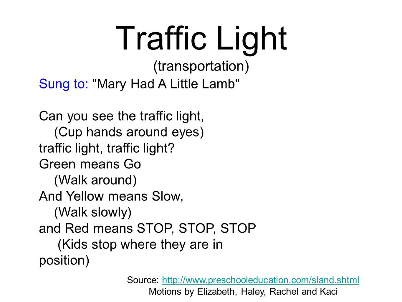 Traffic Light (transportation)