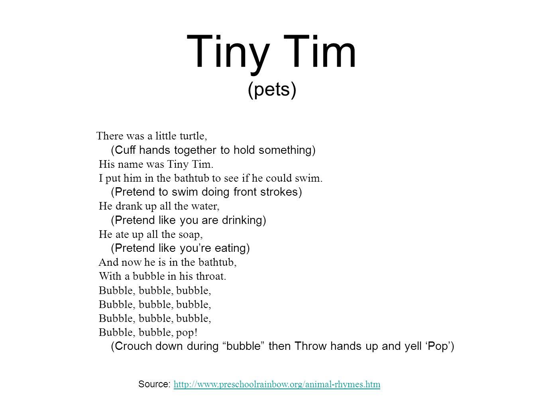 Source: http://www.preschoolrainbow.org/animal-rhymes.htm