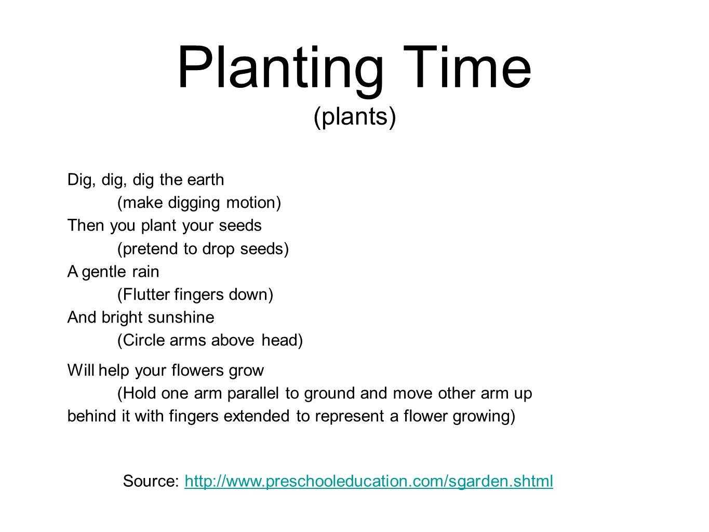 Planting Time (plants)