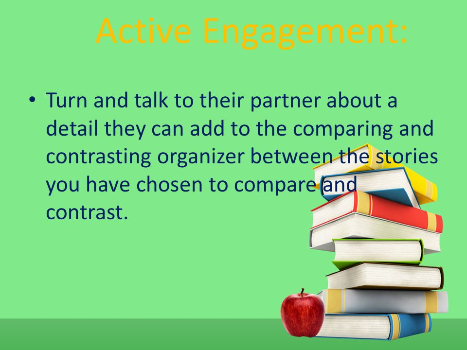 Active Engagement: