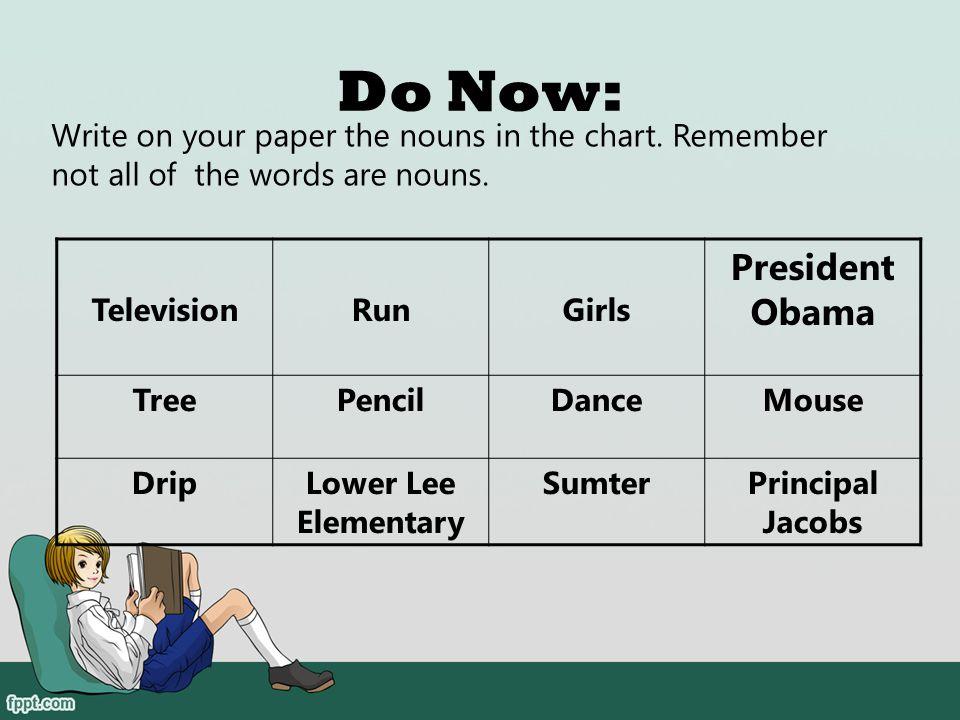 Do Now: President Obama
