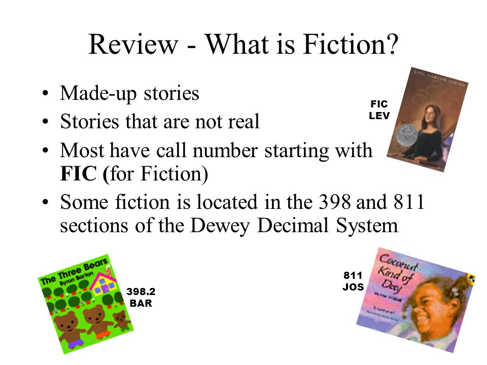 Review - What is Fiction