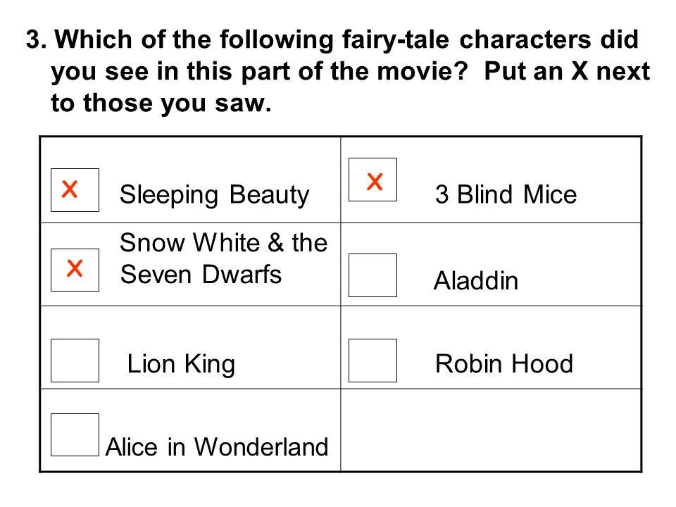 Snow White & the Seven Dwarfs Aladdin