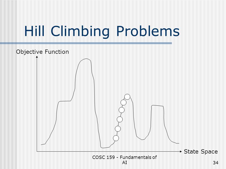 Hill Climbing Problems