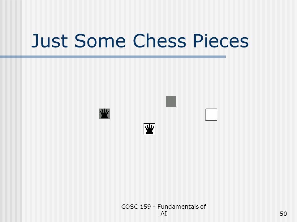 COSC 159 - Fundamentals of AI