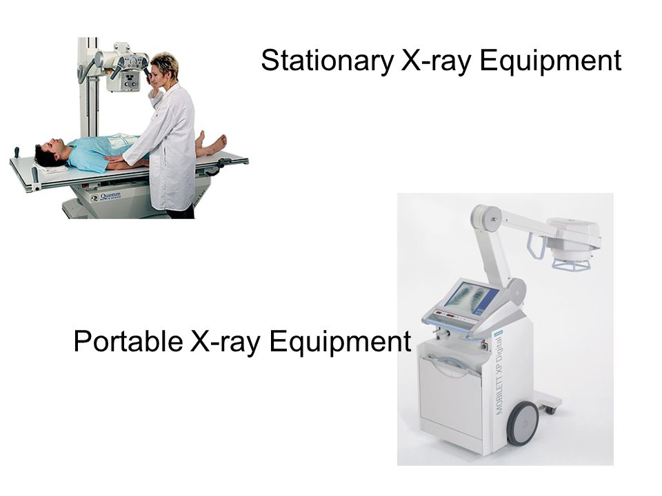 Stationary X-ray Equipment