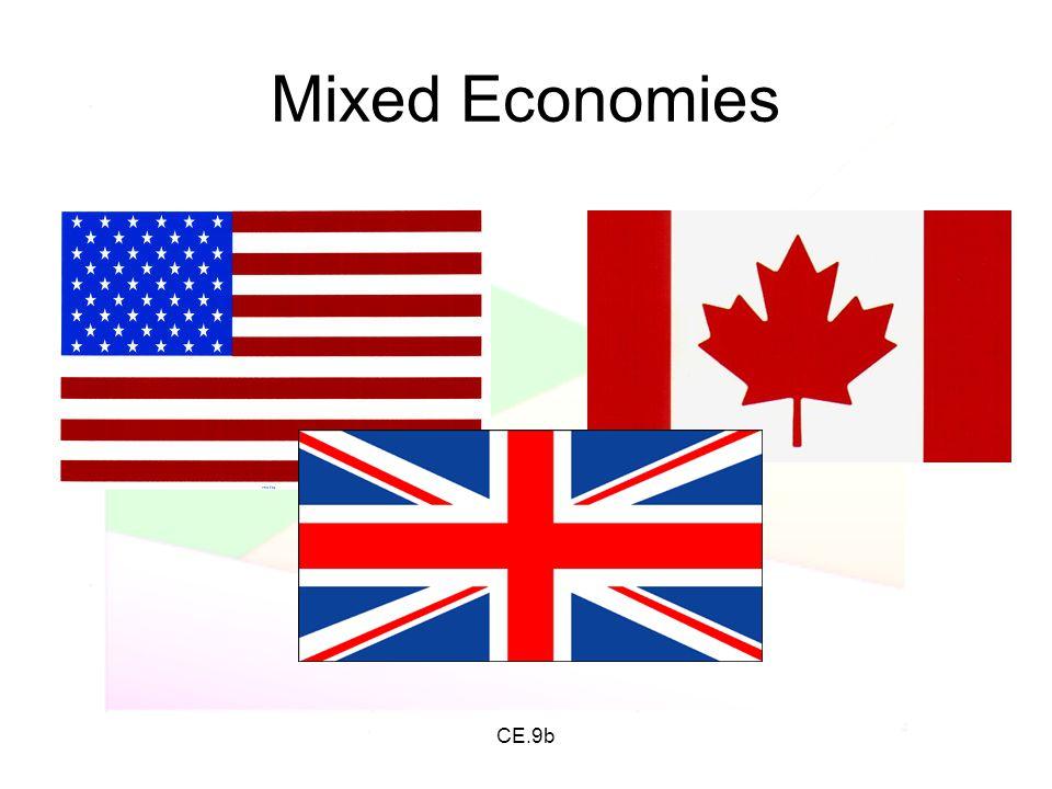 Mixed Economies CE.9b