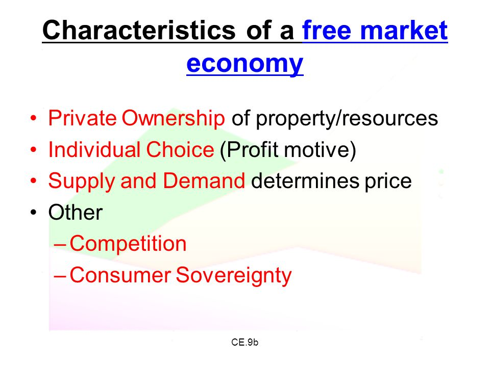 an analysis of consumer sovereignty in economics Definition of consumer sovereignty: the power of consumers to determine what goods and services are  though consumer spending is expected to grow this.