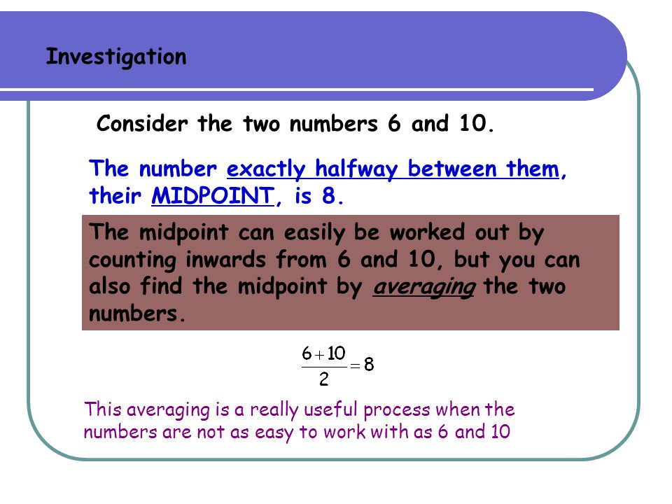 Consider the two numbers 6 and 10.