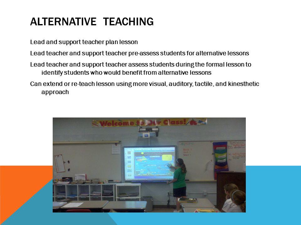 Alternative Teaching
