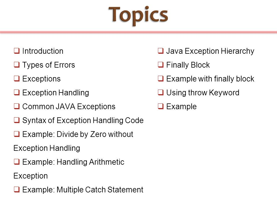 explain throw keyword in java with example