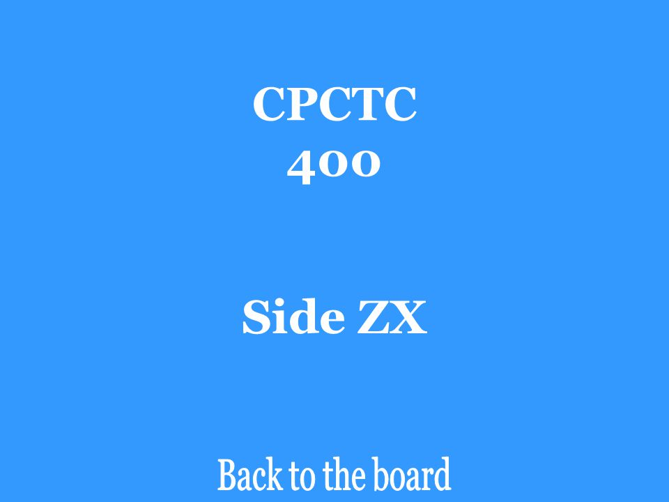 CPCTC 400 Side ZX Back to the board