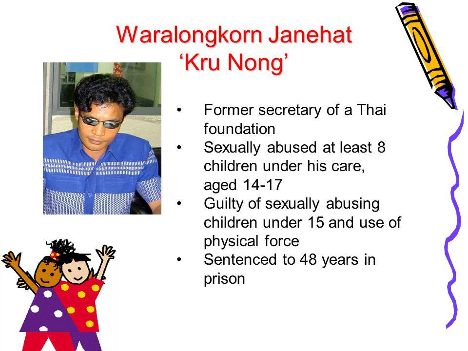 Waralongkorn Janehat 'Kru Nong'