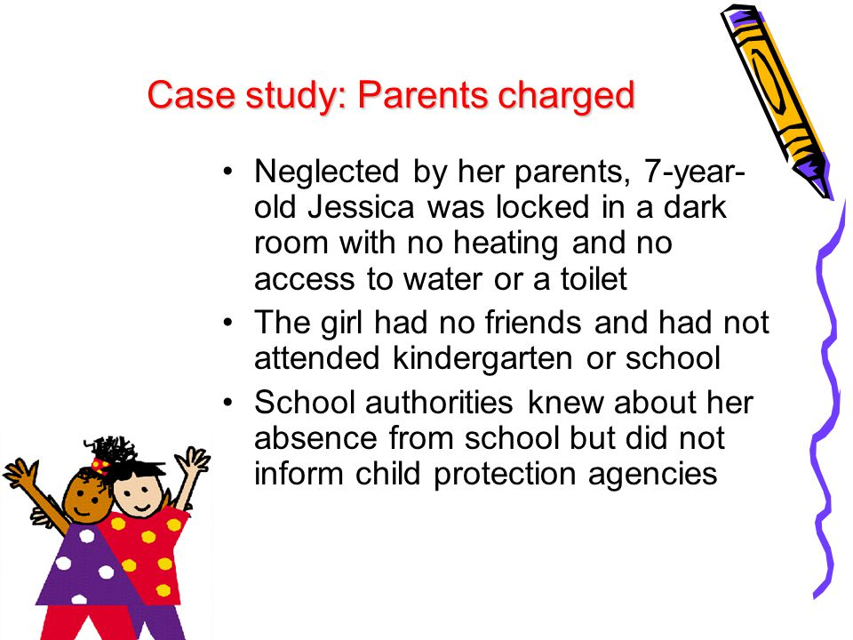 Case study: Parents charged