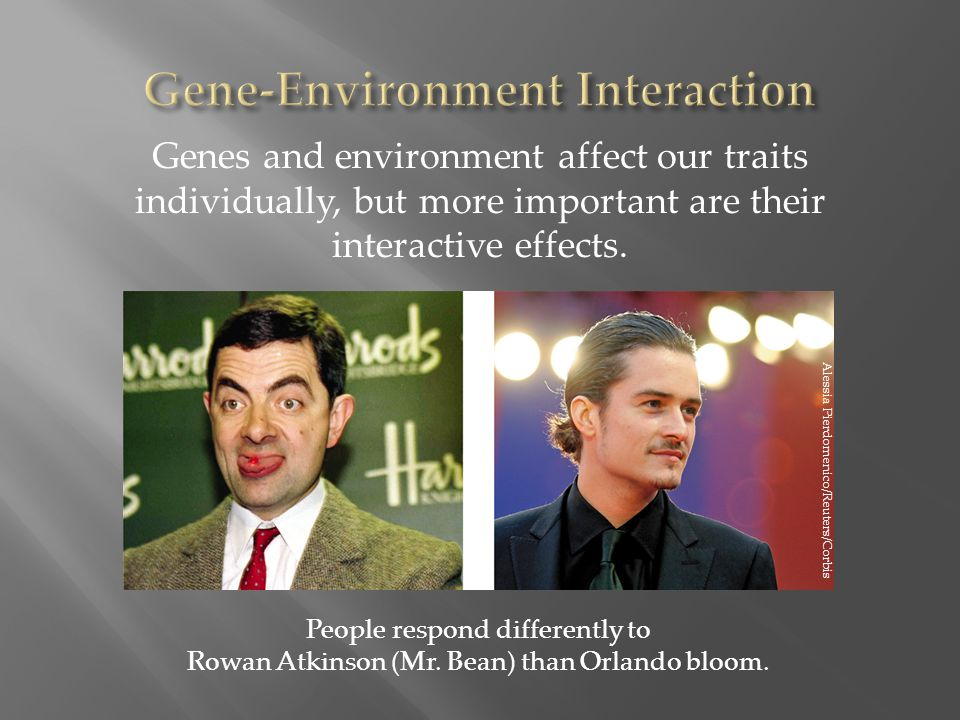 Gene-Environment Interaction